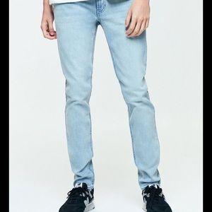 Pacsun men's skinny jeans.